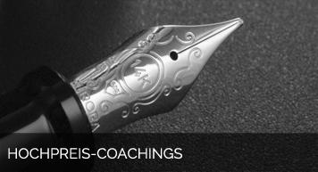 Hochpreis-Coaching